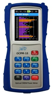 光パワーメータ(ハンディタイプ)OCPM-18