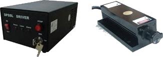 DPSS laser equip